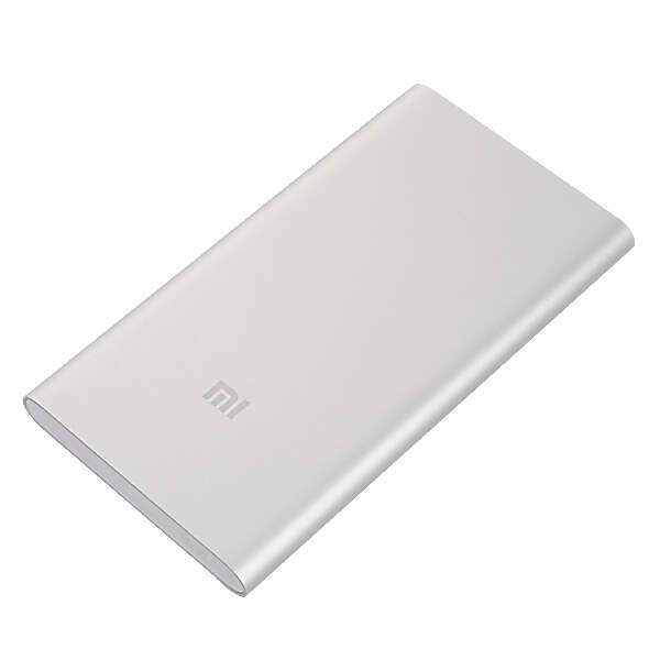 Power Bank Xiaomi 5000mAh (Silver)