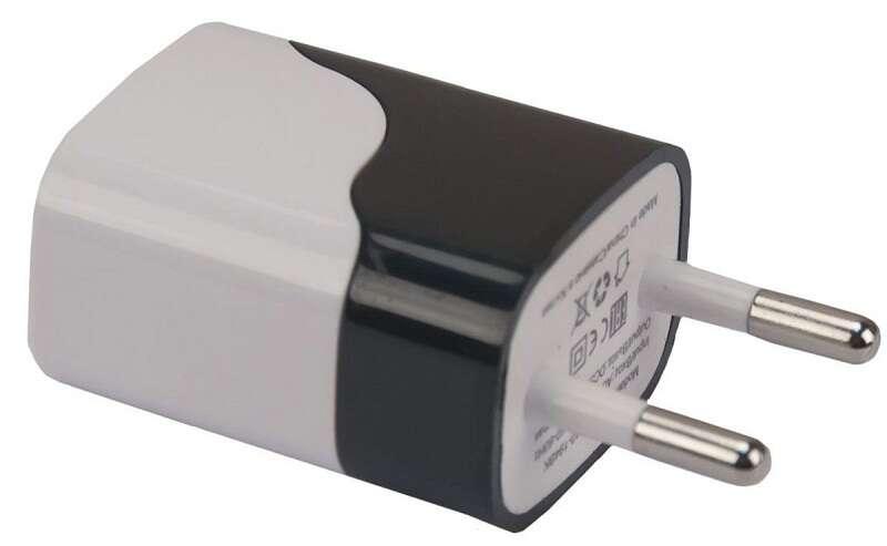 Сетевое зарядное устройство Continent ZN10-194BK Black