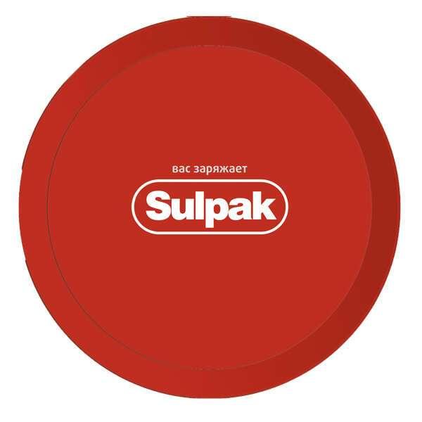 Беспроводное зарядное устройство Rapid Qi Sulpak Promo (CB-Q21)