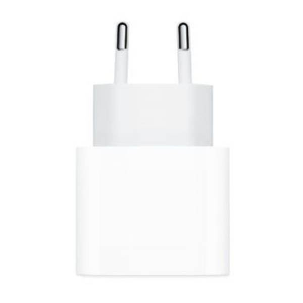 Сетевое ЗУ Apple 18W USB-C Power Adapter White (MU7V2)