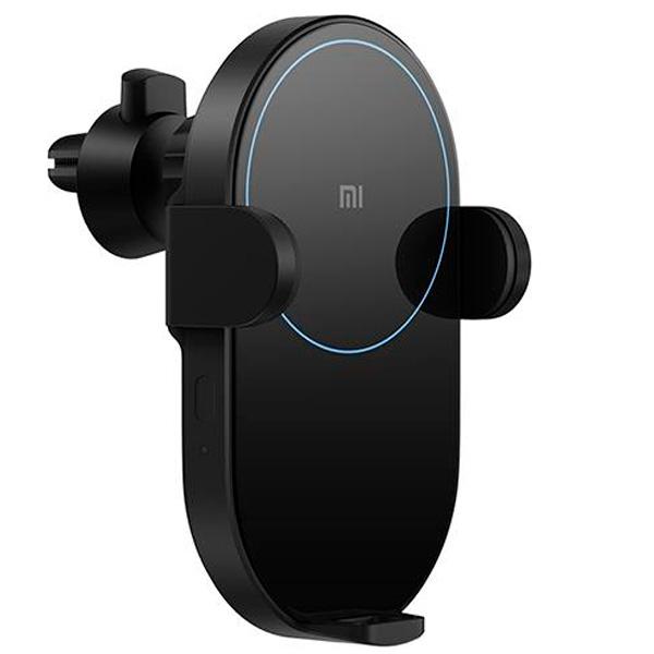 Автомобильное зарядное устройство Xiaomi Mi 20W Wireless Car Charger Black