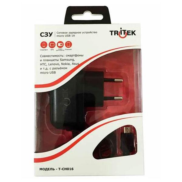 Зарядное устройство Tritek T-CH016