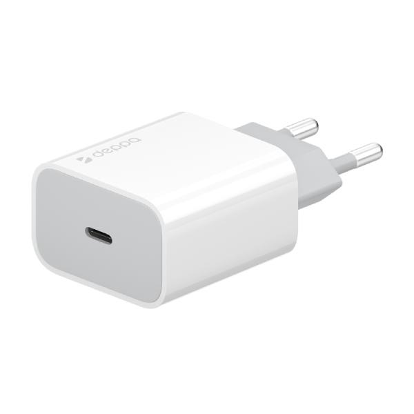 Адаптер Deppa USB Type-C с Power Delivery