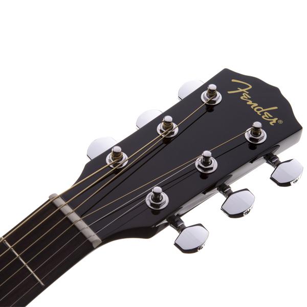 Акустическая гитара Fender CD-60 Dread V3 DS, Blk WN
