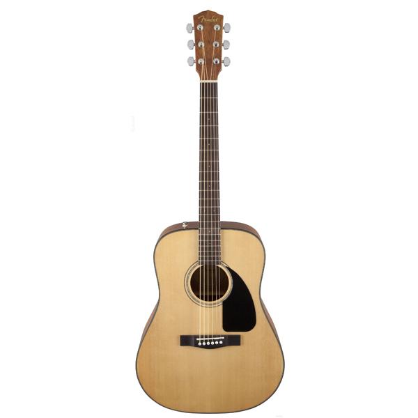 Акустическая гитара Fender CD-60 Dread V3 DS, Nat WN