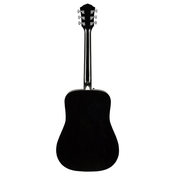 Акустическая гитара Fender  FA-125 Dreadnought Black