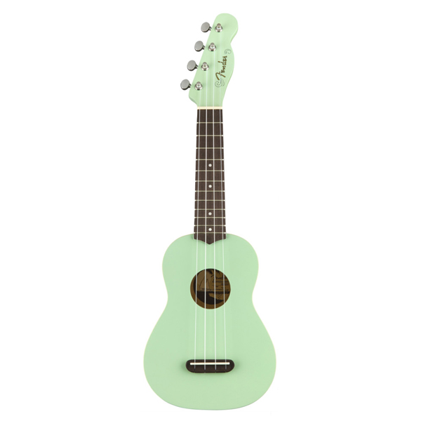 Укулеле Fender Fender Venice Soprano Surf Green