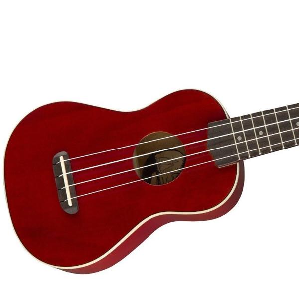 Укулеле Fender Fender Venice Soprano Cherry