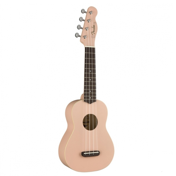 Укулеле Fender FENDER VENICE SOPRANO SHELL PINK