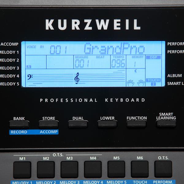 Синтезатор Kurzweil KP150BP