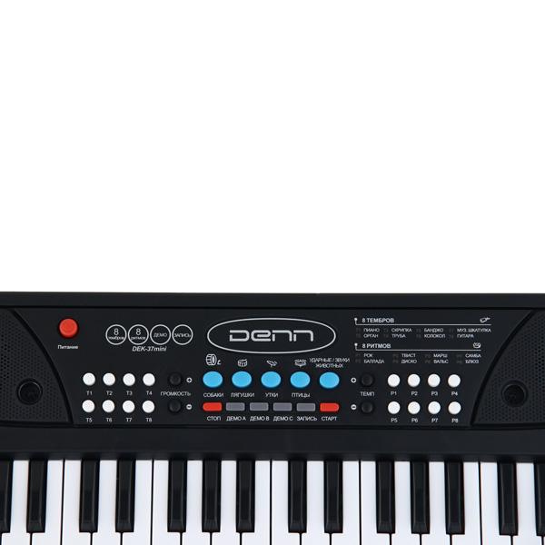 Синтезатор Denn DEK37 mini