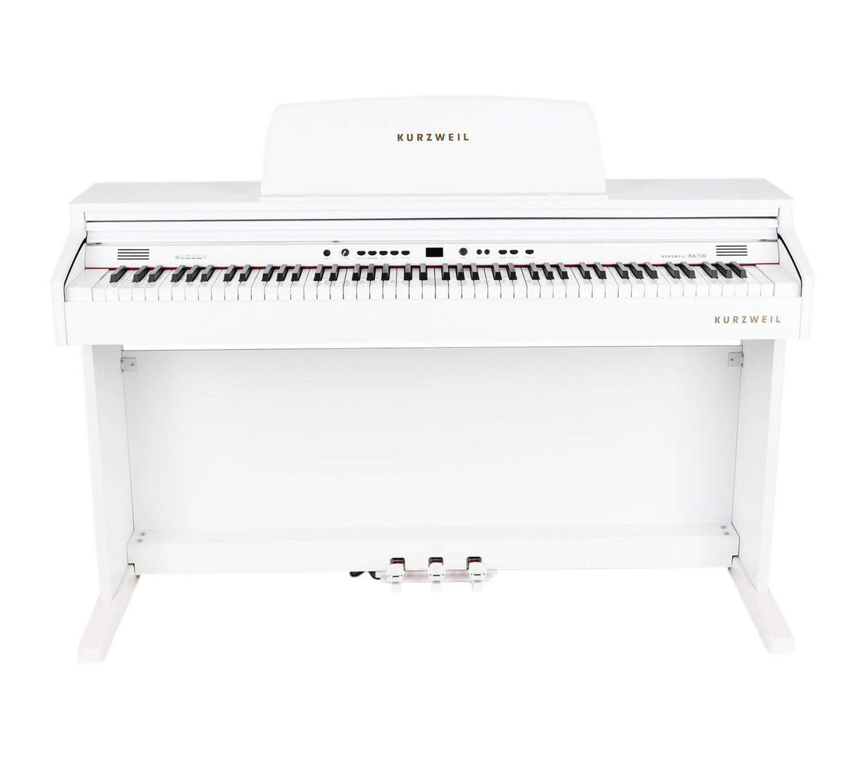 Цифровое пианино Kurzweil KA-130WH