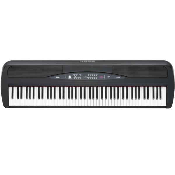 Цифровое пианино Korg SP-280BK