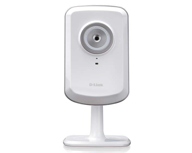 Беспроводная облачная камера D-Link DCS-930LB2A