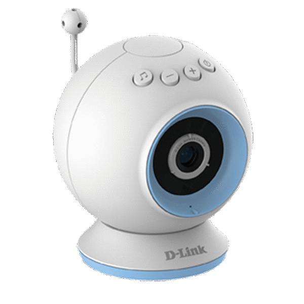 Беспроводная облачная сетевая камера D-Link  DCS-825L