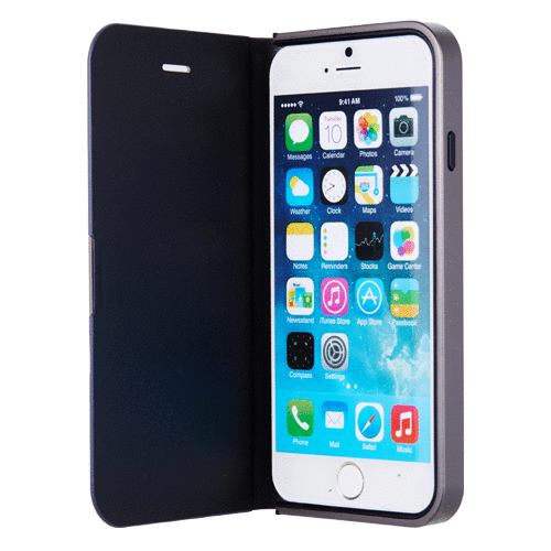 Чехол Anymode  Folio Frame для Apple iPhone 6 (black)