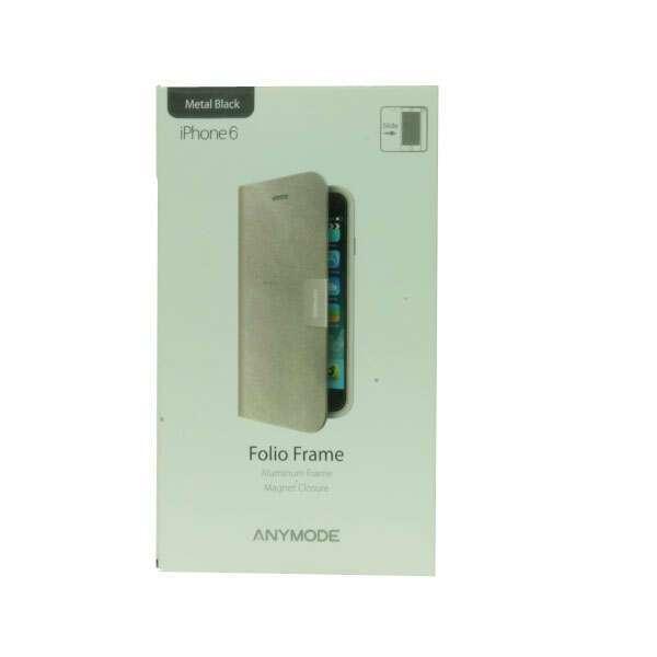 Чехол Anymode Folio Frame для iPhone 6 Black