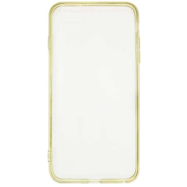 Ультратонкий силиконовый чехол Remax для iPhone 6 Plus