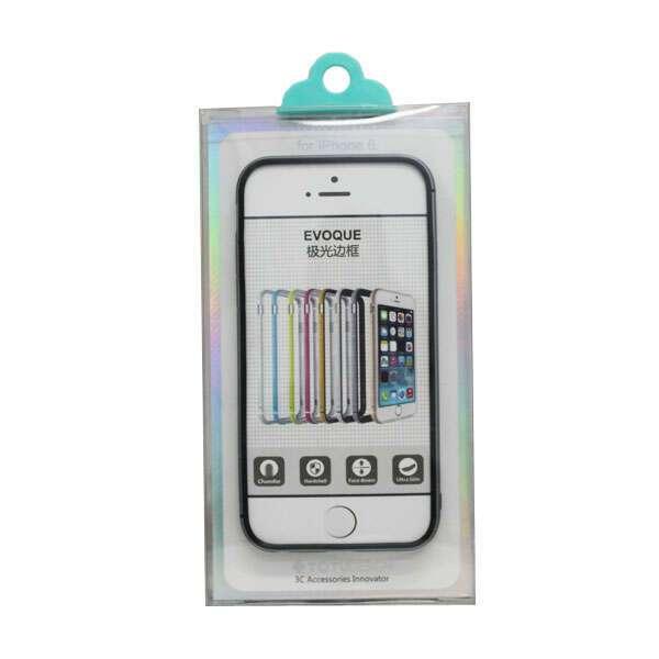 Защитный чехол Usams TONU DESIGN Evoque на Iphone 6 (grey)