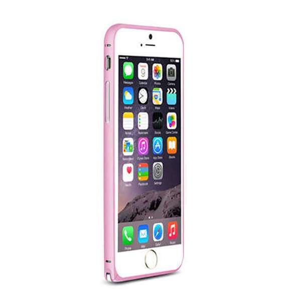 Чехол Yotrix  BumperArc для Apple iPhone 6 (розовый)