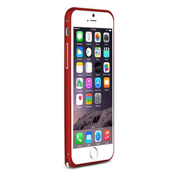 Чехол Yotrix  BumperArc для Apple iPhone 6  (красный)