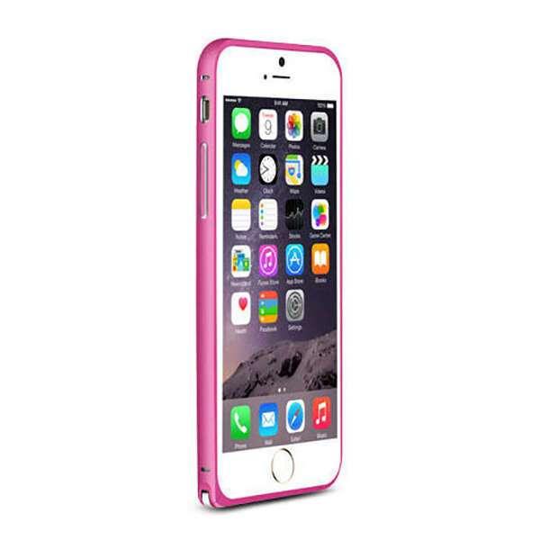 Чехол Yotrix BumperArc для iPhone 6 Pink
