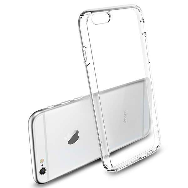 Чехол Fashion Case для iPhone 6S Silver