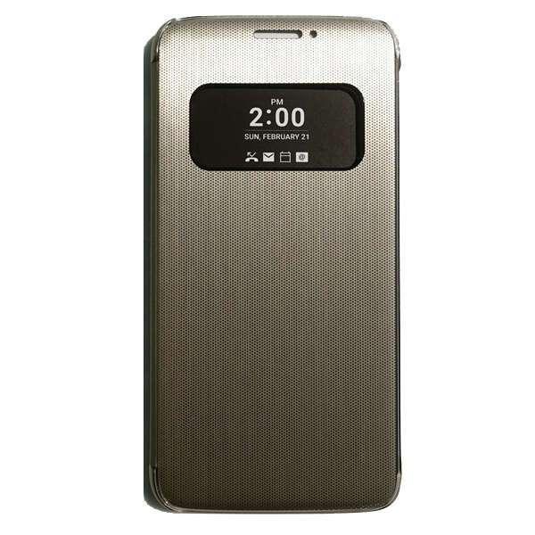 Чехол LG CFV-160.AGRAGD для LG G5 Gold