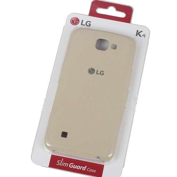 Чехол LG CSV-170.AGRAWH для LG K4 White