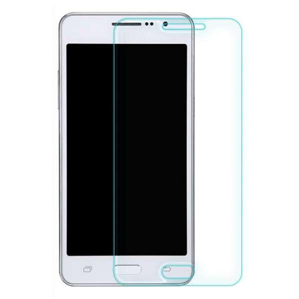 Стекло противоударное одностороннее PUMP GlassProtector для Samsung J7