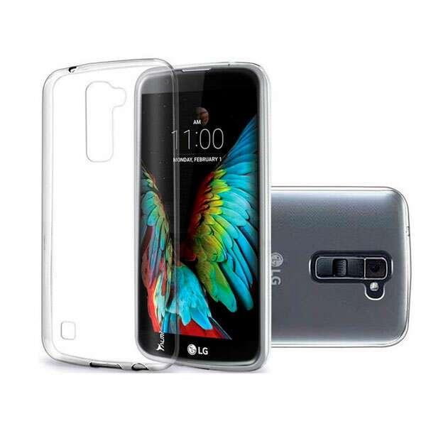 Ультратонкий силиконовый чехол Для LG K430 (K10)