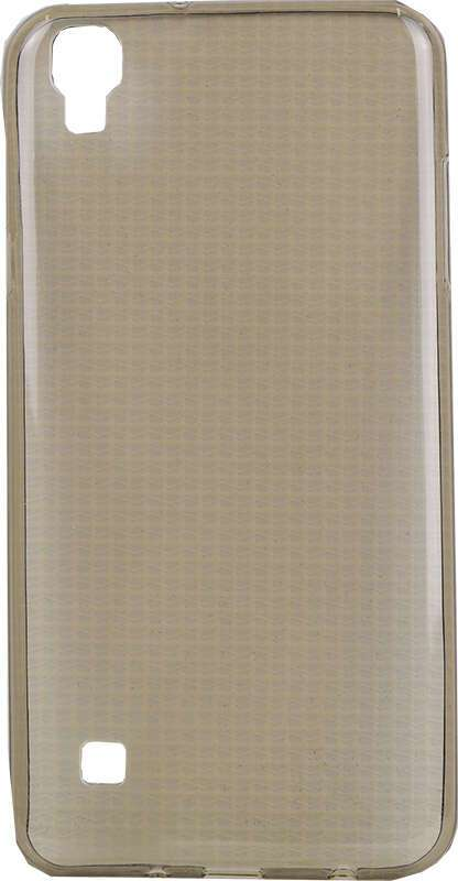 Ультратонкий чехол A-case для LG X Style (темный)