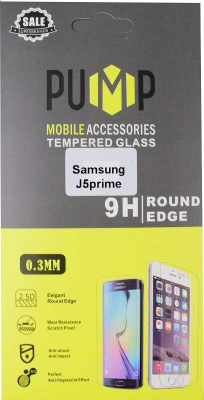 Стекло противоударное одностороннее PUMP GlassProtector для Samsung J5 Prime