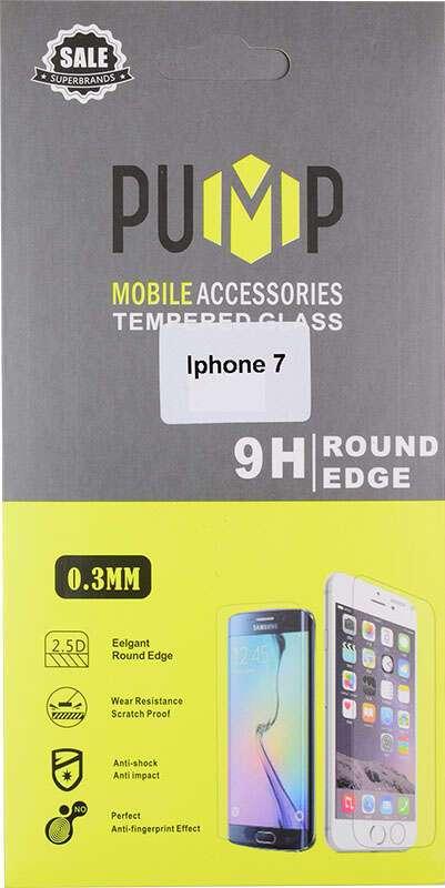 Стекло противоударное одностороннее PUMP GlassProtector для Iphone 7