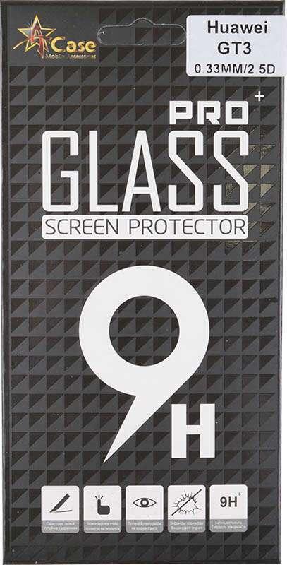 Защитное стекло А-Сase  для Huawei GT3 DS LTE