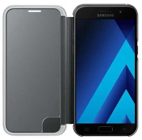 Чехол Samsung  Clear View Cover (EF-ZA520CBEGRU) для Galaxy A5 (2017), Black