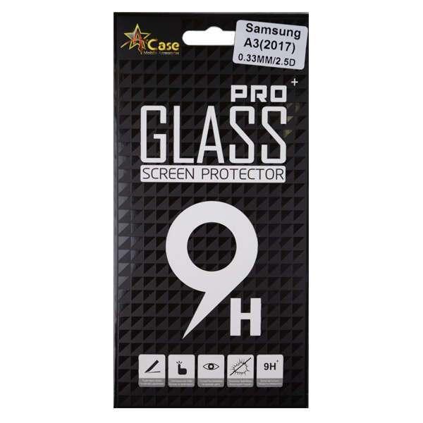 Защитное стекло для Samsung A3 2017