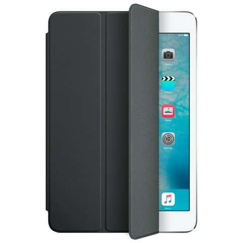 Чехол Apple MGNC2, Smart Cover for iPad mini (черный)