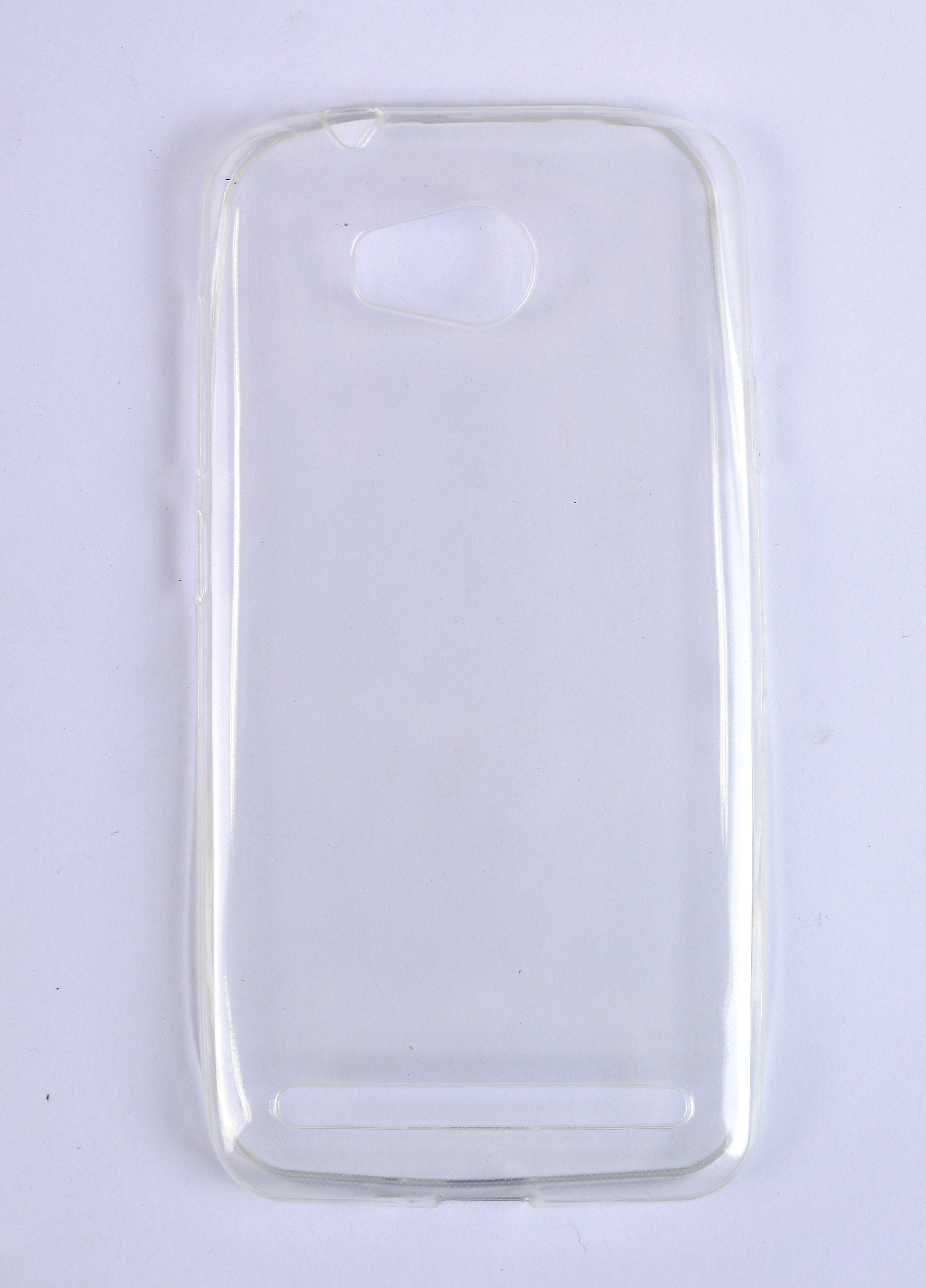 Чехол для Huawe ультротонкий силиконовый Y3II DS 3G
