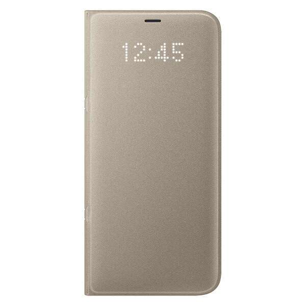 Чехол Samsung LED View Cover для Galaxy S8+ EF-NG955PFEGRU Gold