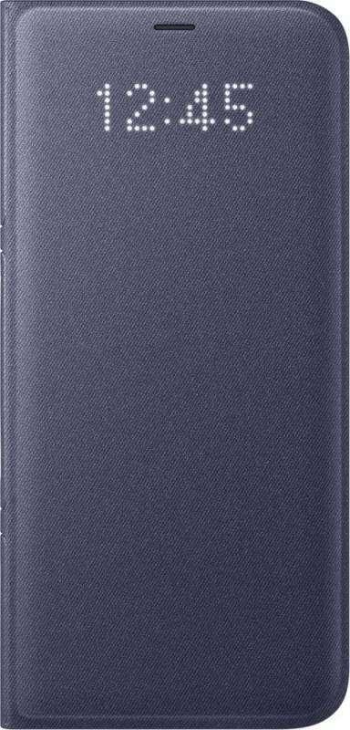 Чехол Samsung LED View Cover для Galaxy S8 EF-NG950PVEGRU Violet