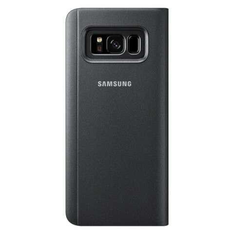 Чехол Samsung  Clear View Standing Cover для Samsung Galaxy S8+ (EF-ZG955CBEGRU), Black