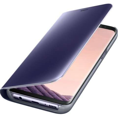 Чехол Samsung  Clear View Standing Cover для Samsung Galaxy S8+ (EF-ZG955CVEGRU), Violet