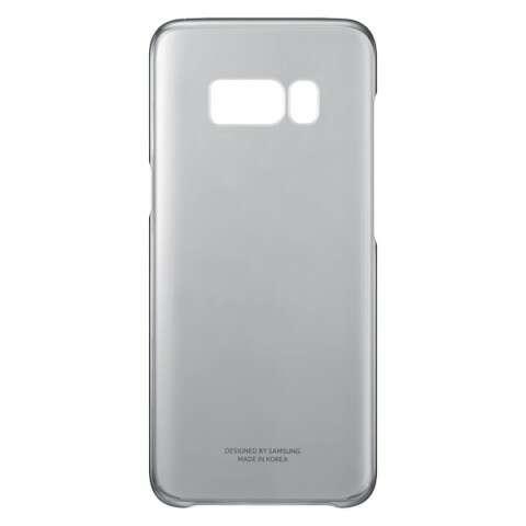 Чехол Samsung Clear Cover для Galaxy S8 EF-QG950CBEGRU Black