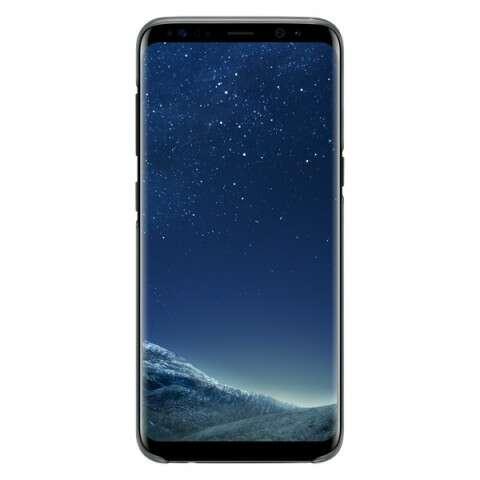 Чехол Samsung  Clear Cover для Galaxy S8 (EF-QG950CBEGRU), Black