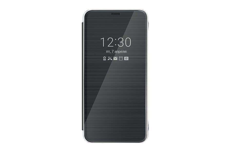 Чехол LG CFV-300.AGRABK, LG G6 Case, Black