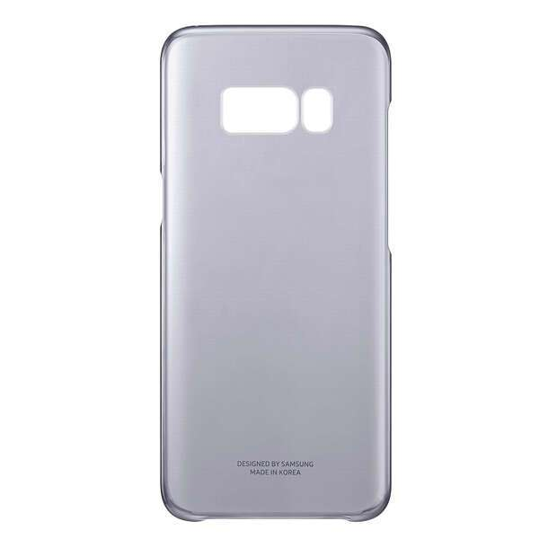 Чехол Samsung Clear Cover для Galaxy S8, Violet
