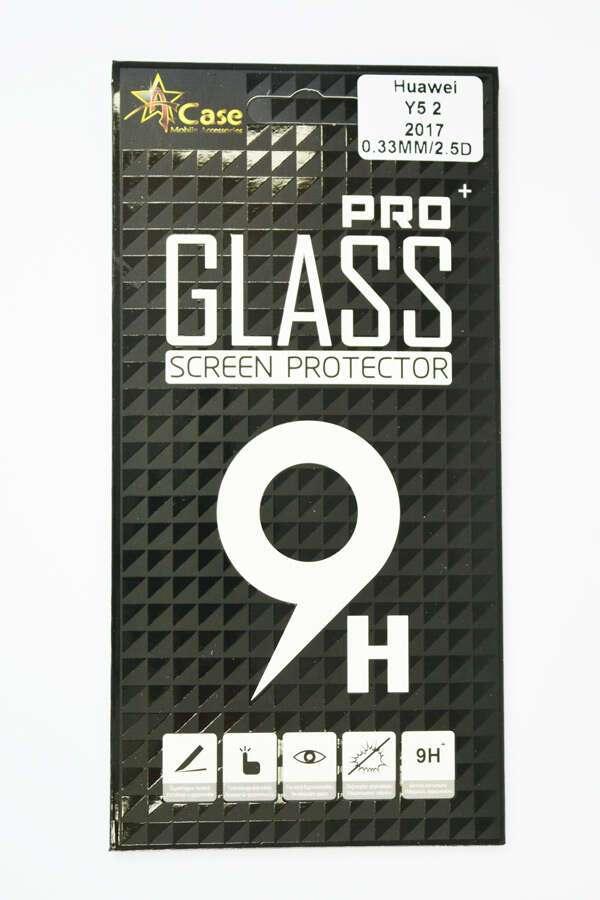 Защитное стекло A-case для Huawei Y5 2017