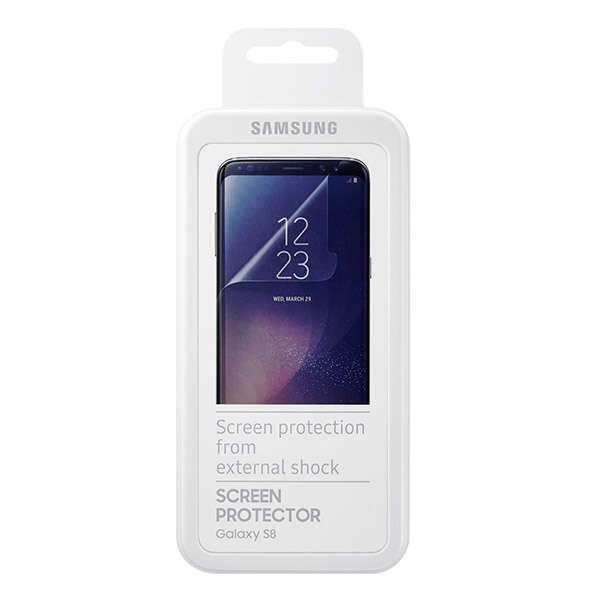 Комплект защитных пленок Samsung для Galaxy S8 (ET-FG950CTEGRU) 2шт