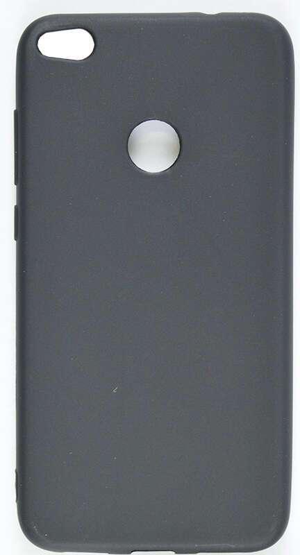 Чехол DUB для Huawei P8 lite 2017 Black